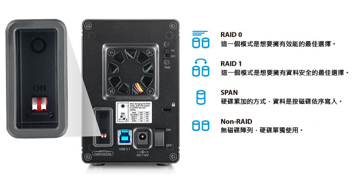 akitio nt2 u31 raid controller