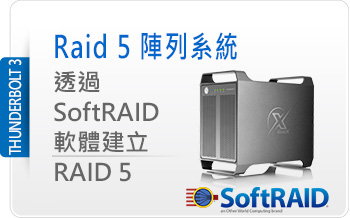thunderbolt softraid blog